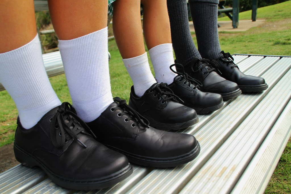 School Shoes - Sutherland Podiatry