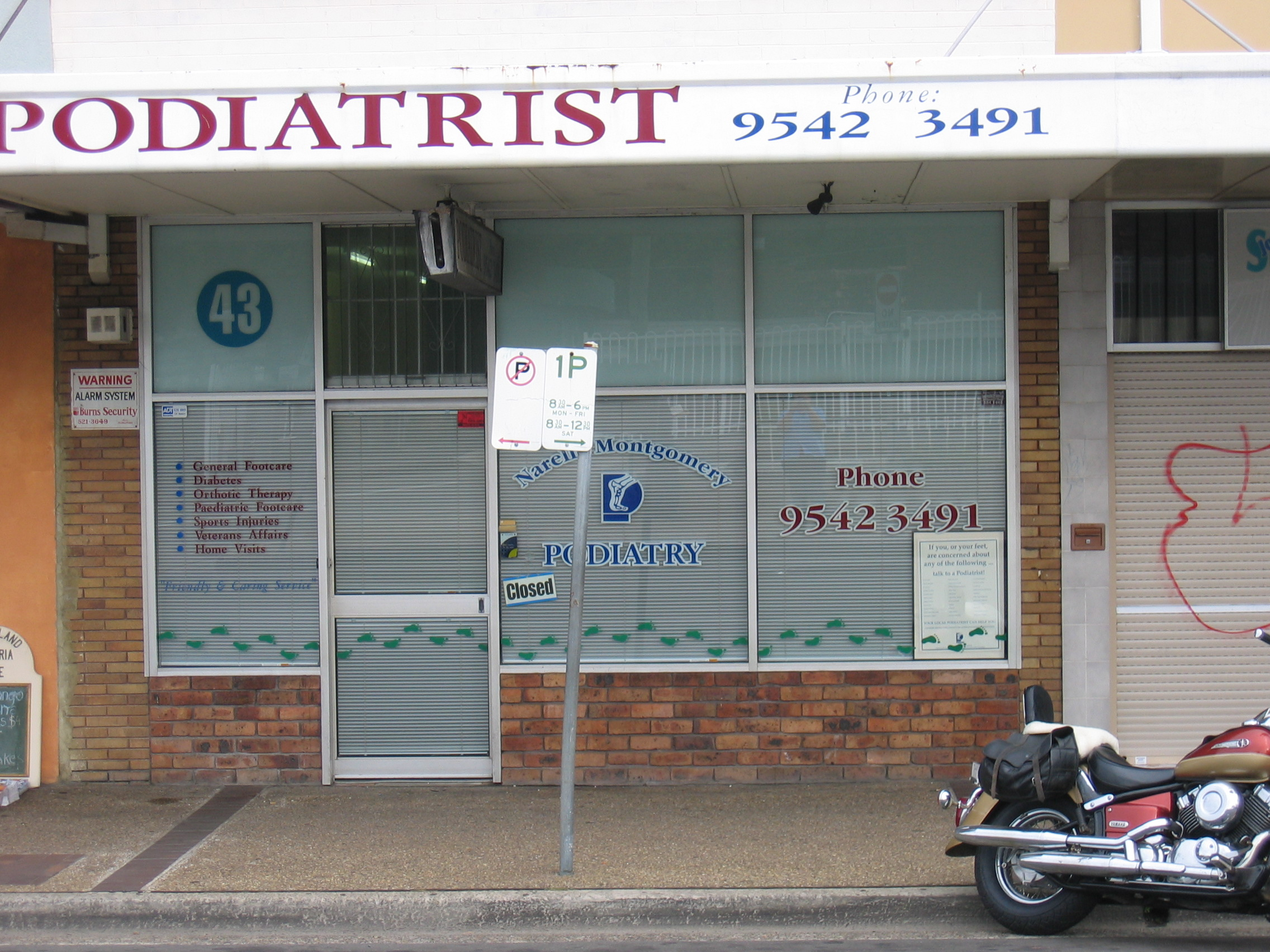 25 years for Sutherland Podiatry Centre