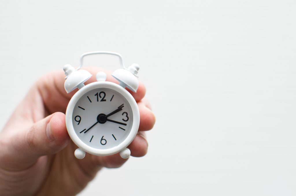 Your time is quickly running out | Sutherland Podiatry Centre