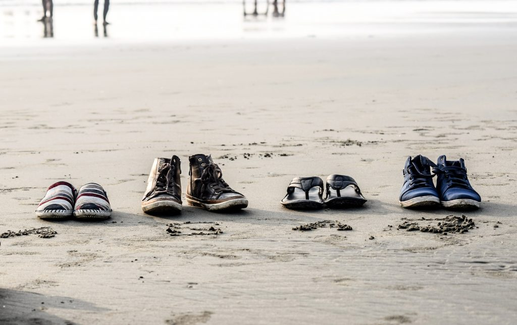 Footwear for travelling | Sutherland Podiatry Centre