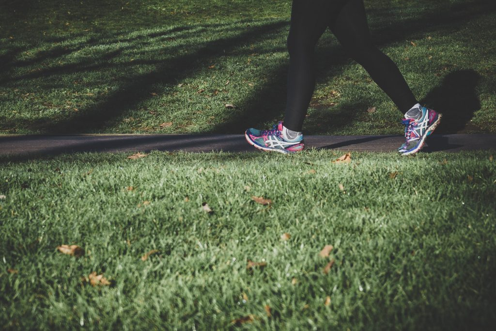 Have you changed your exercise routine since the shutdown? | Sutherland Podiatry Centre
