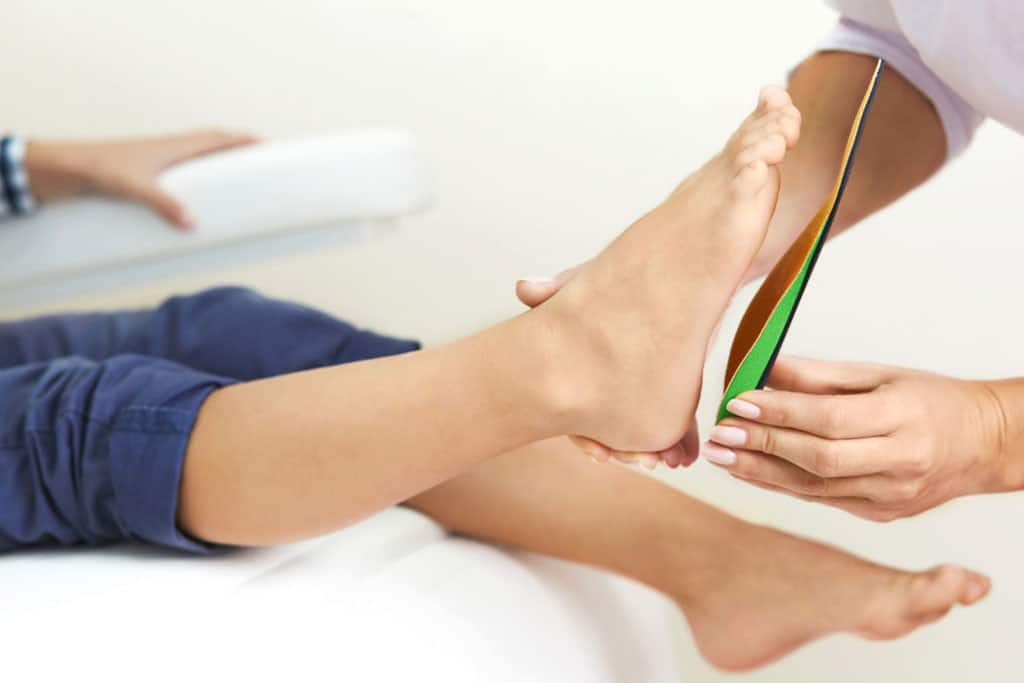 orthotic therapy | Sutherland Podiatry Centre